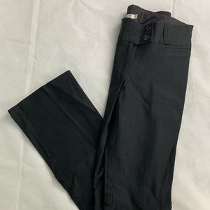 Have And Have Wimen's Career Pants Stretch Black